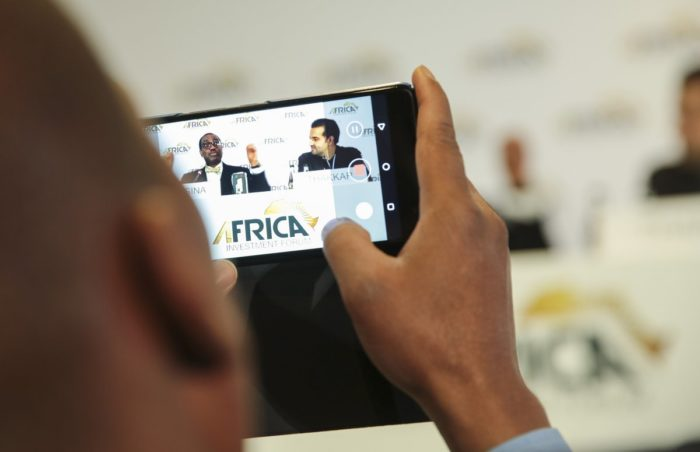 Made-In-Africa Smartphone