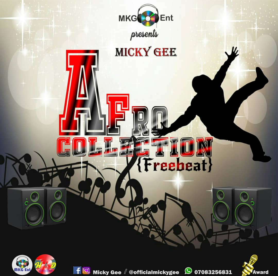 Micky Gee - Afro Collection
