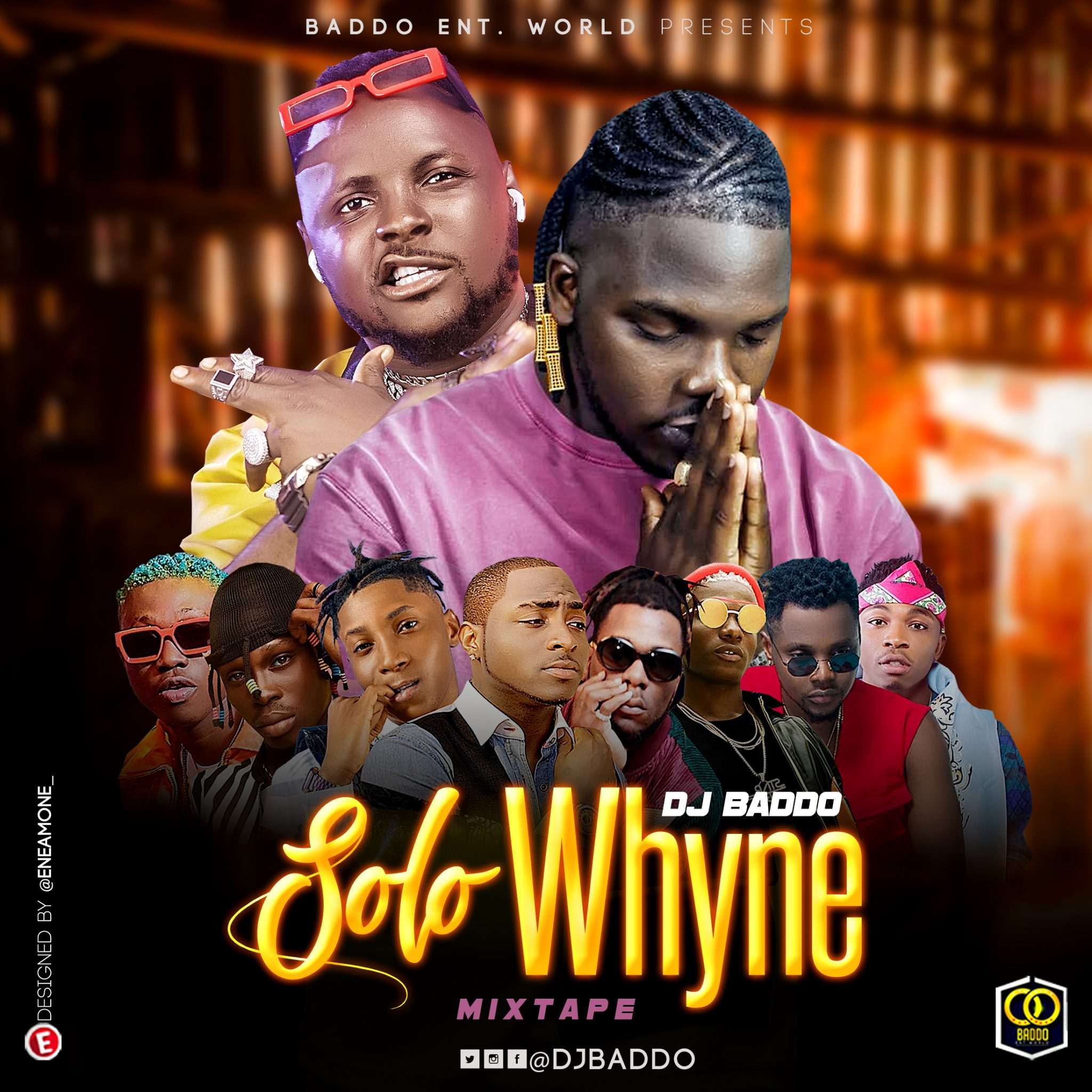 DJ Baddo Solo Whyne Mix