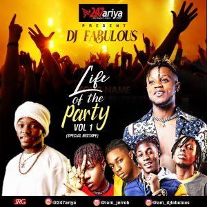 Download Mixtape: DJ Fabulous – Life Of The Party Mix