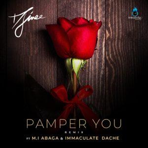 Djinee – Pamper You (Remix)