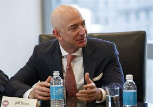 Jeff Bezos Regains Titles As The Richest Person In The World After Two Weeks At No. 2