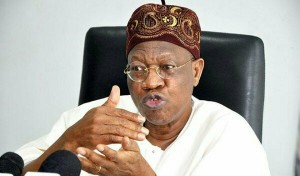 """""""VPN Exposes Your Bank Account Numbers, Stop Using It,"""" Lai Mohammed Warns"""