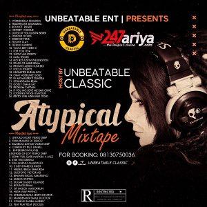 Download Mixtape: Unbeatable DJ Classic – Atypical Mix