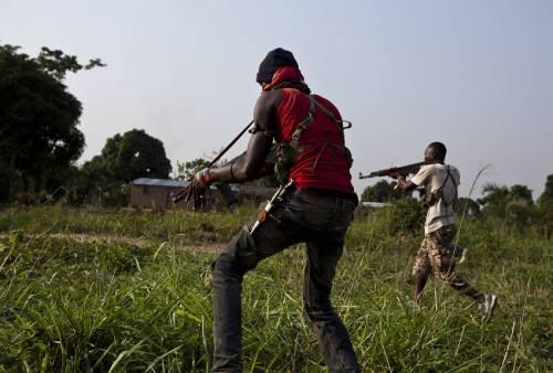 gunmen Ambush Farmers