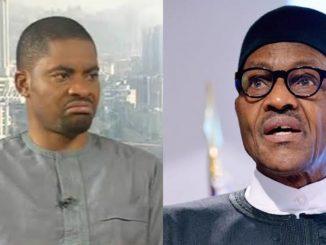 Deji Adeyanju Alleges Buhari